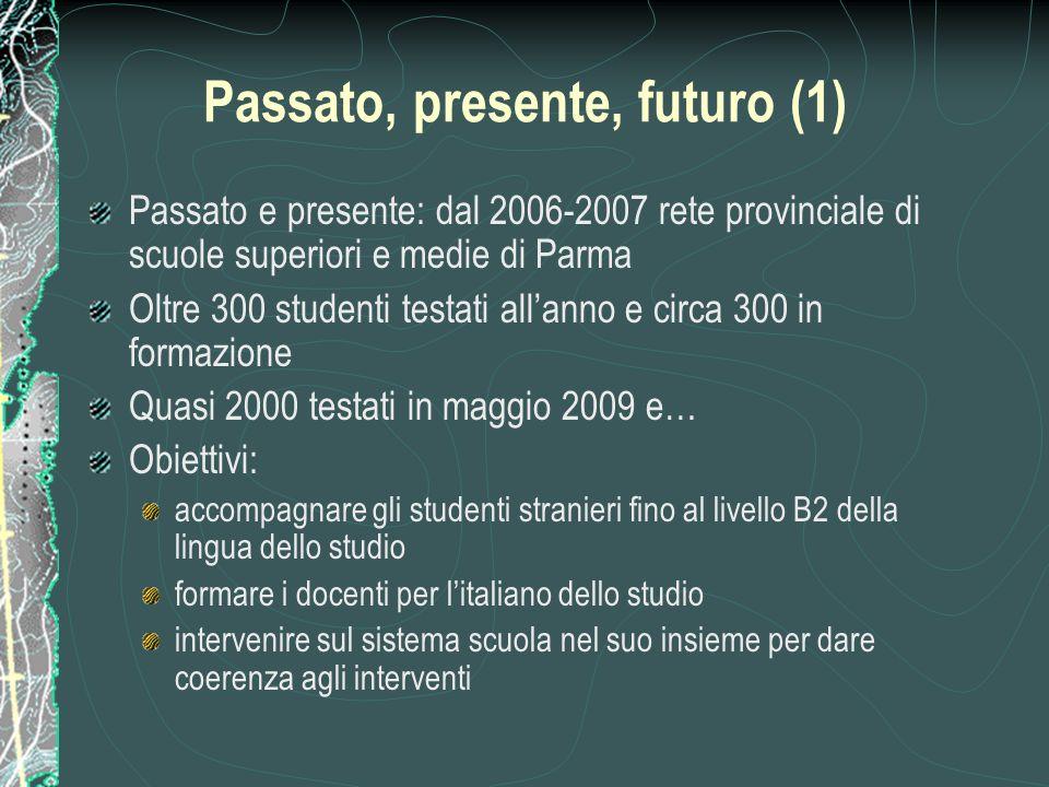 Passato, presente, futuro (1)