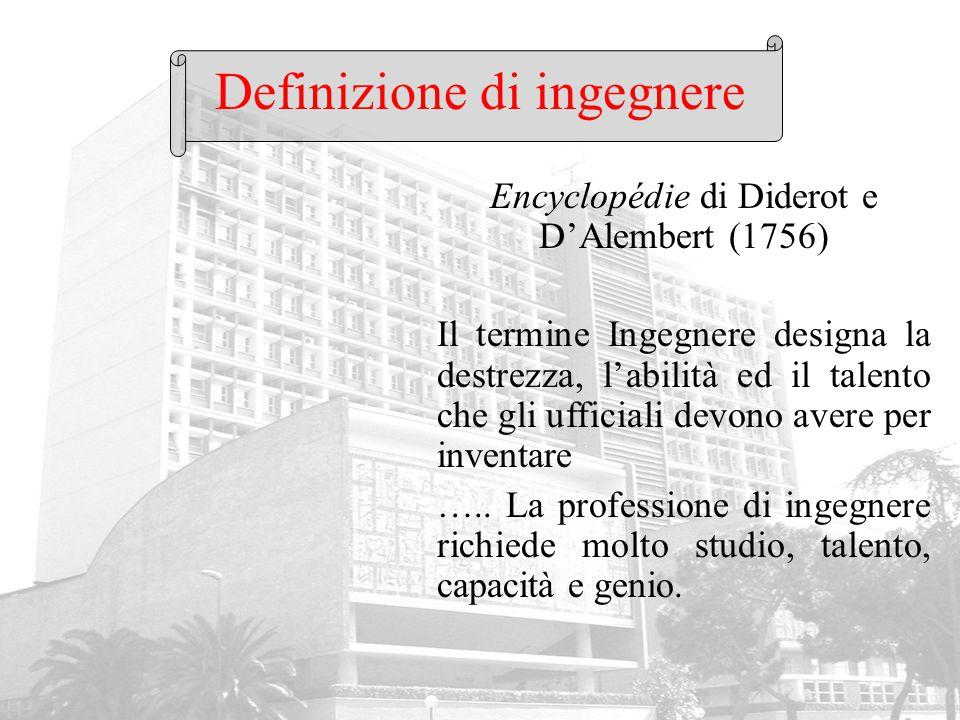 Definizione di ingegnere