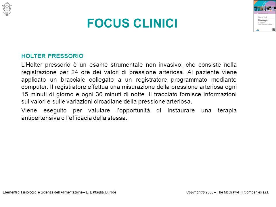 FOCUS CLINICI HOLTER PRESSORIO