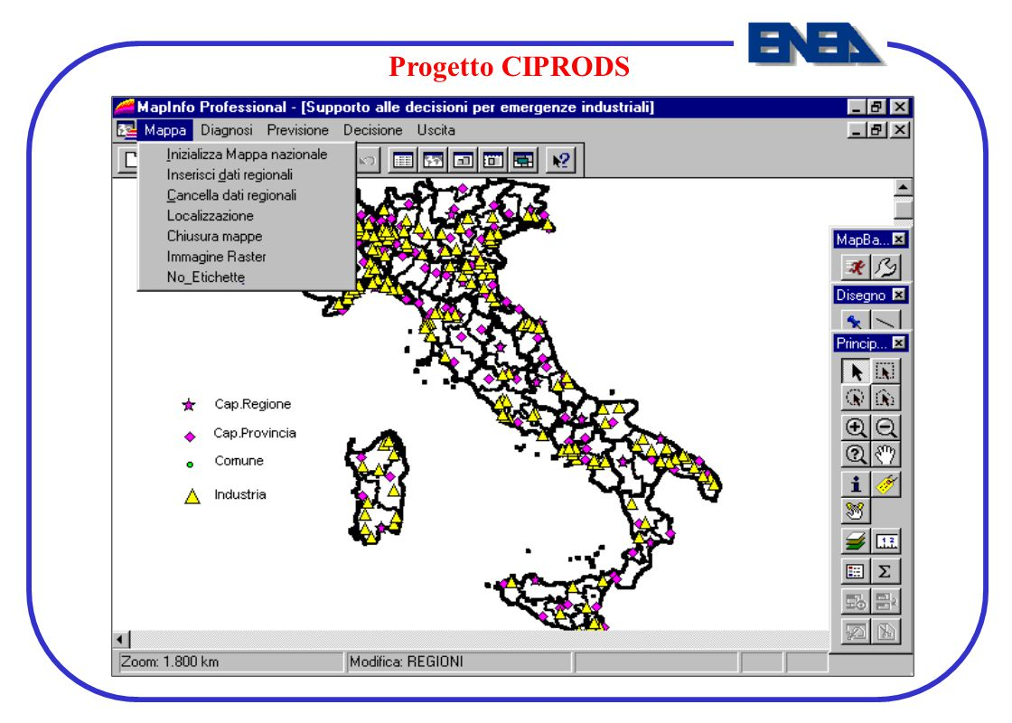 Progetto CIPRODS