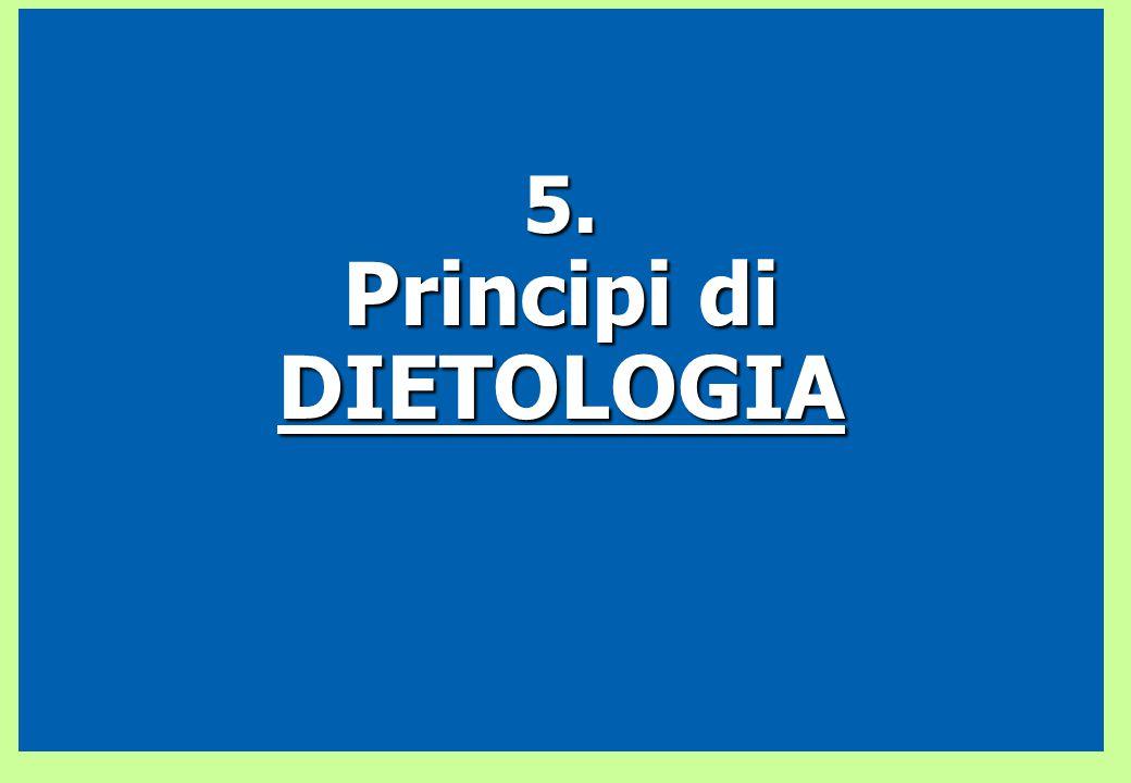 Principi di DIETOLOGIA