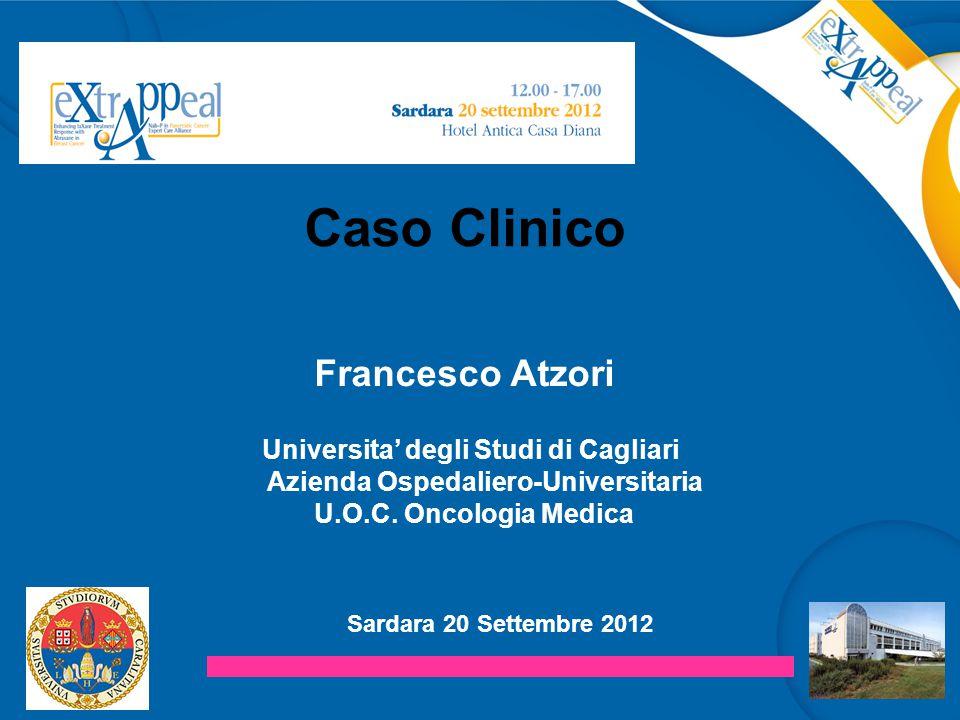 Universita' degli Studi di Cagliari Azienda Ospedaliero-Universitaria