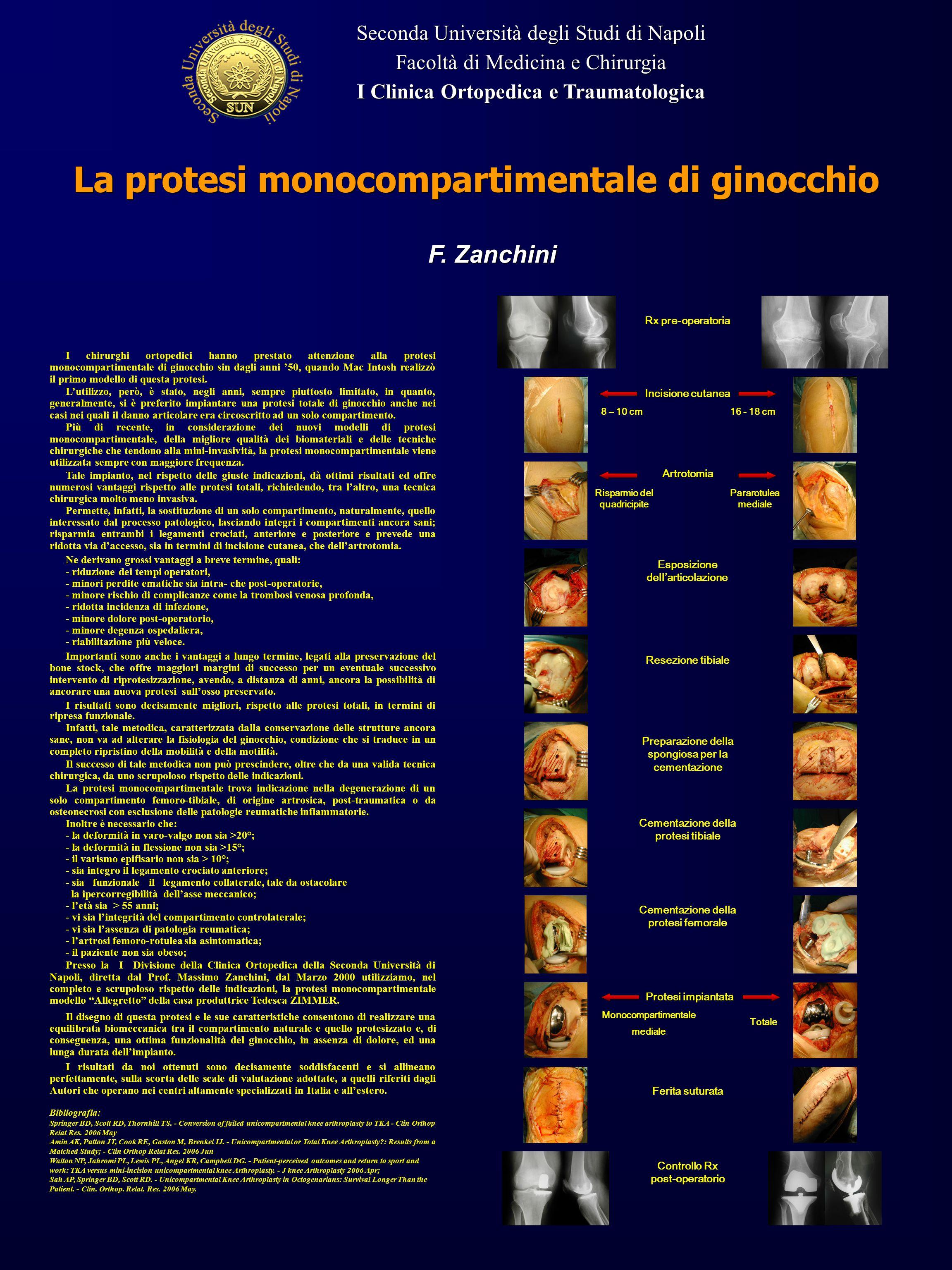 I Clinica Ortopedica e Traumatologica