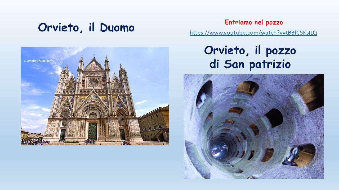 Orvieto, il pozzo di San patrizio