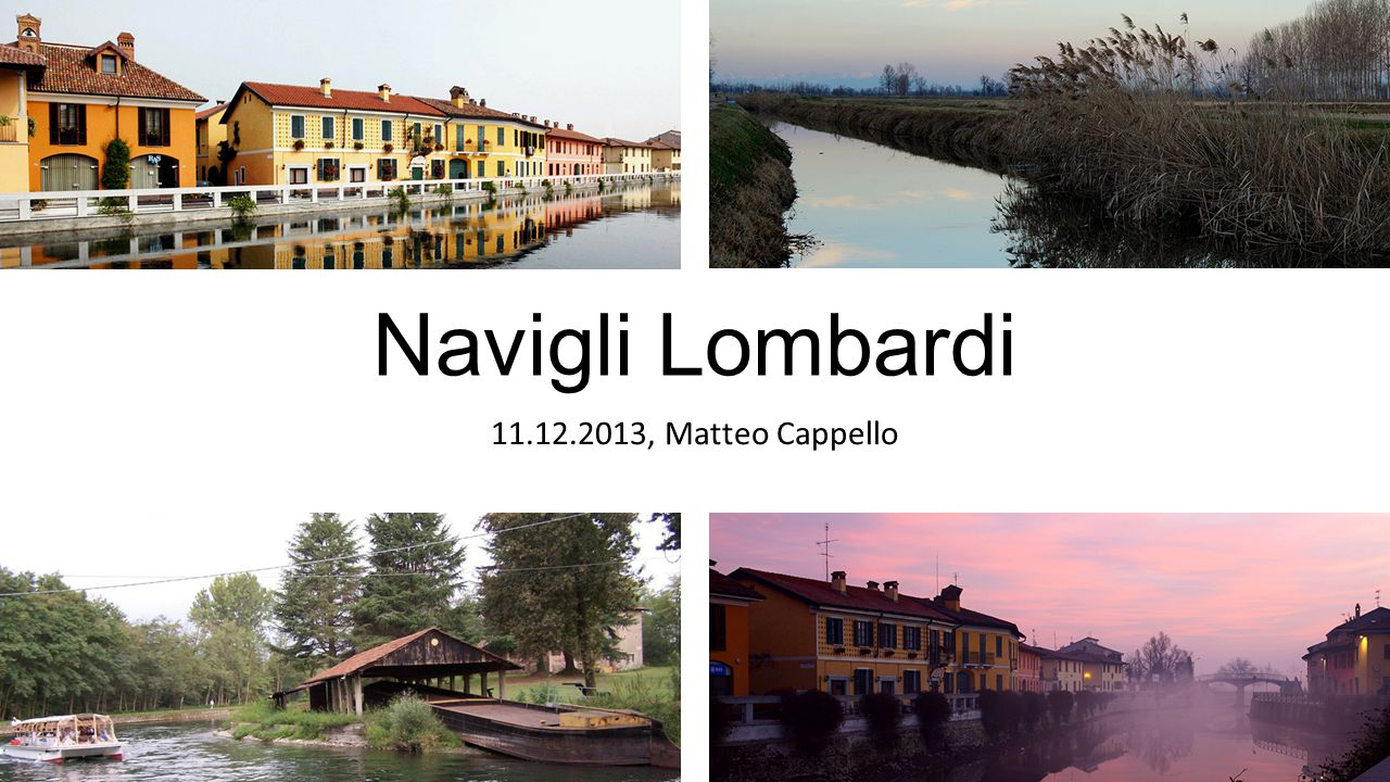 Navigli Lombardi 11.12.2013, Matteo Cappello