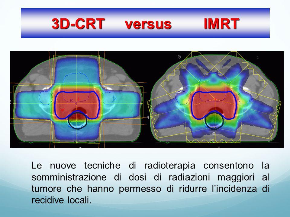 3D-CRT versus IMRT
