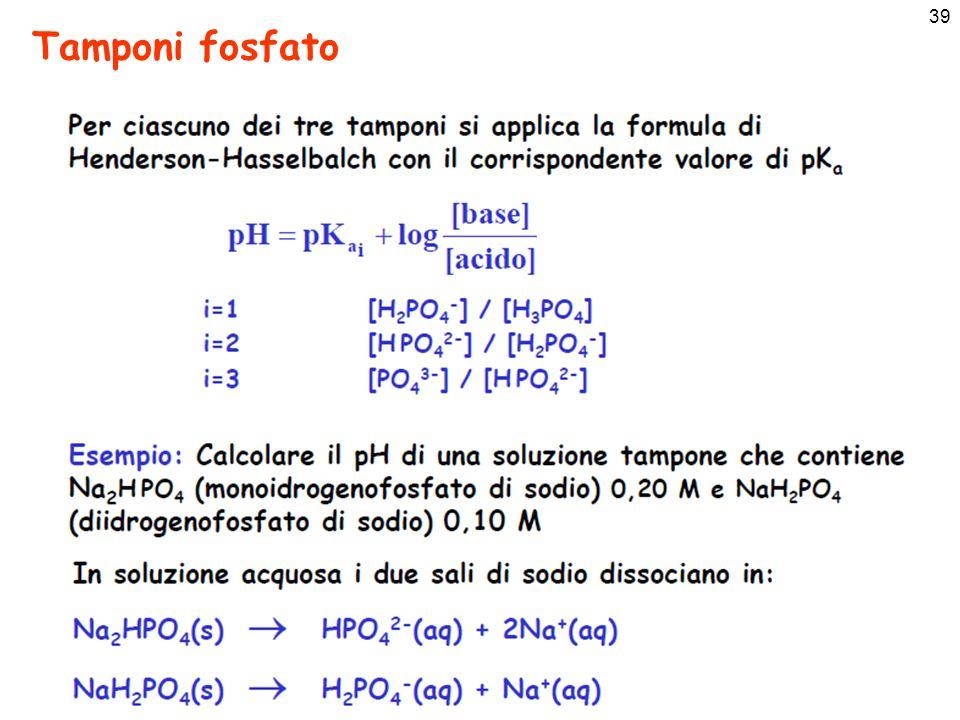 Tamponi fosfato