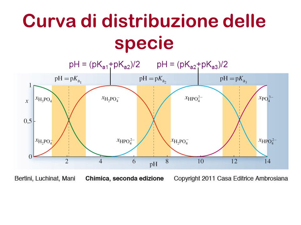 Curva di distribuzione delle specie