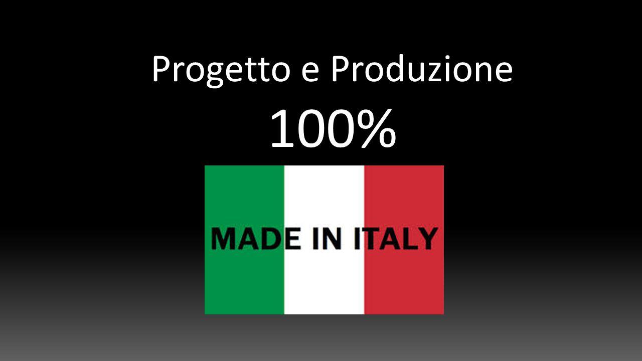 Progetto e Produzione 100%
