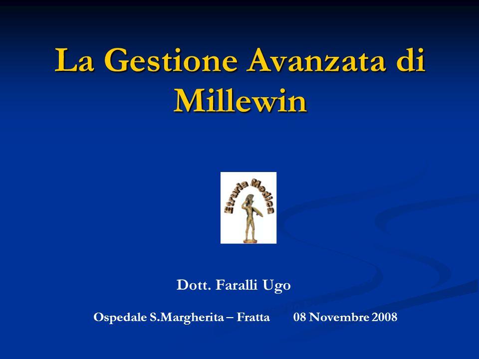 La Gestione Avanzata di Millewin