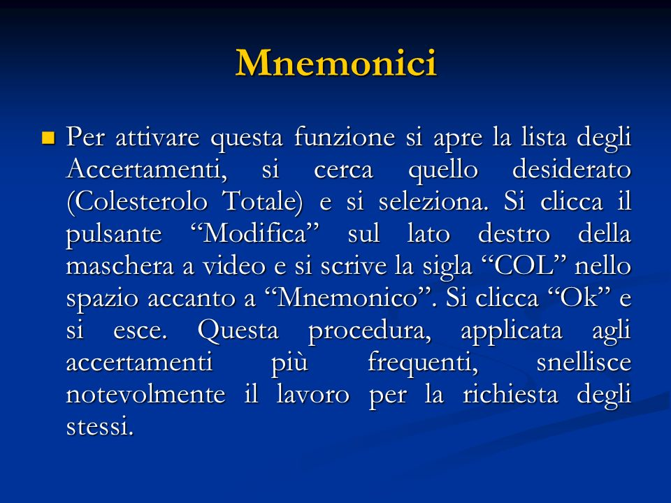 Mnemonici