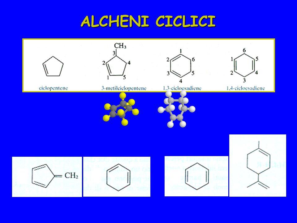 ALCHENI CICLICI