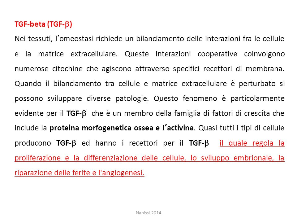 TGF-beta (TGF-b)