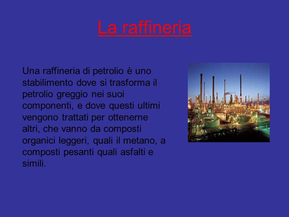 La raffineria