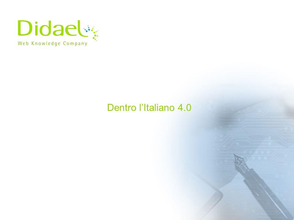 Dentro l'Italiano 4.0