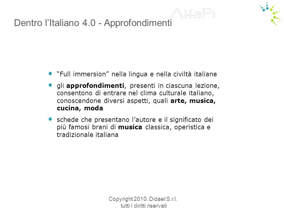 Dentro l'Italiano 4.0 - Approfondimenti