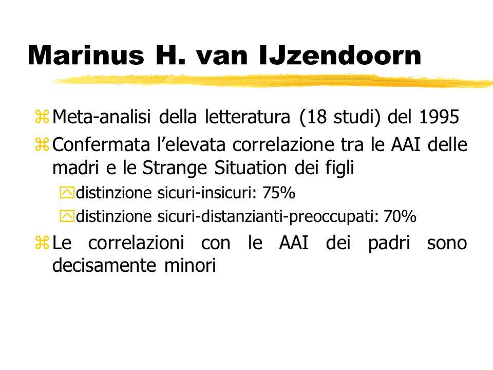 Marinus H. van IJzendoorn