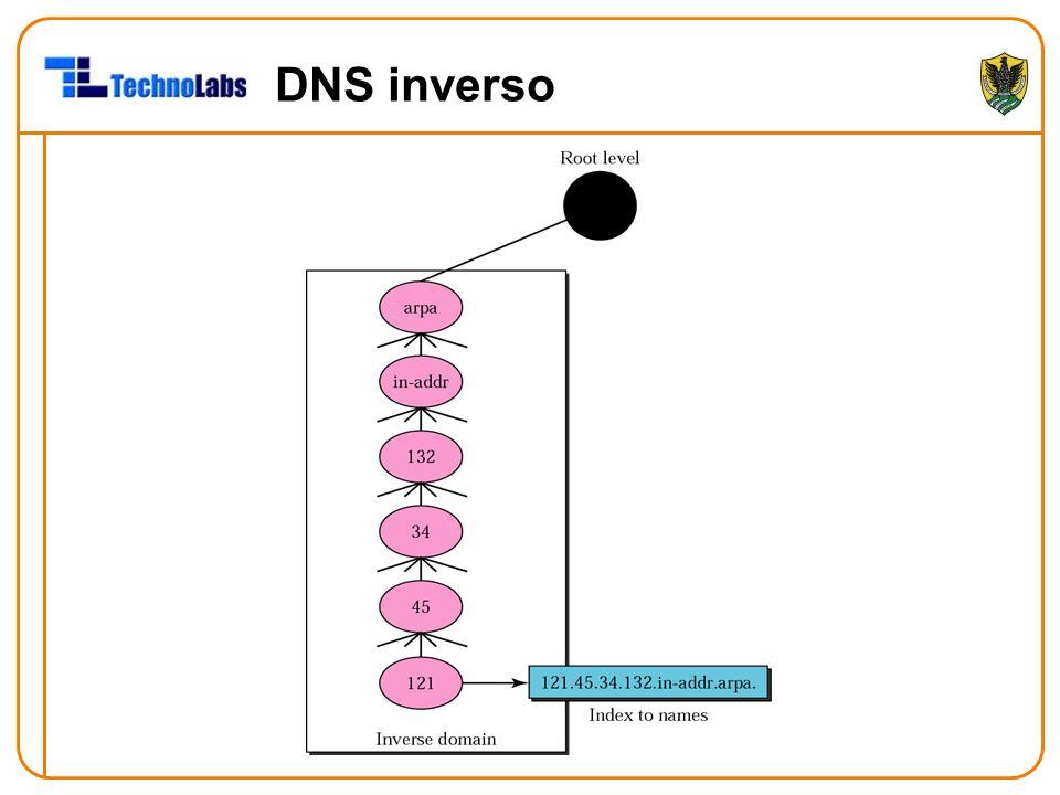 DNS inverso