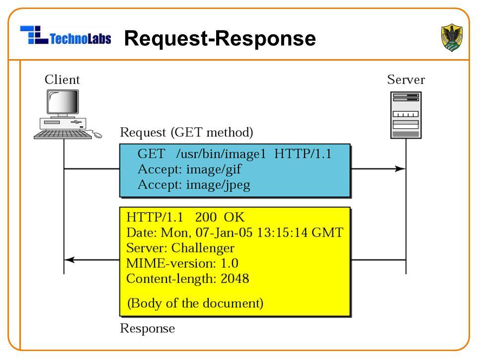 Request-Response