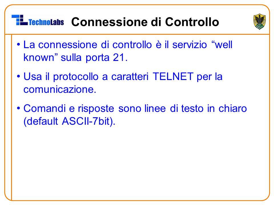 Connessione di Controllo