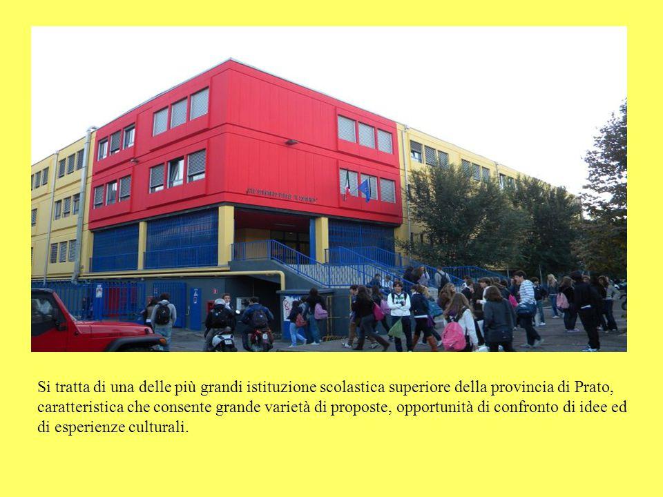 Trasferitosi nell'attuale sede di via Borgovalsugana nel 2000, il Liceo Scientifico Niccolò Copernico è già presente nell'area pratese dal 1969. L'Istituto ha acquistato e consolidato nel tempo la sua funzione di riferimento scolastico e culturale nella città e nei comuni limitrofi.