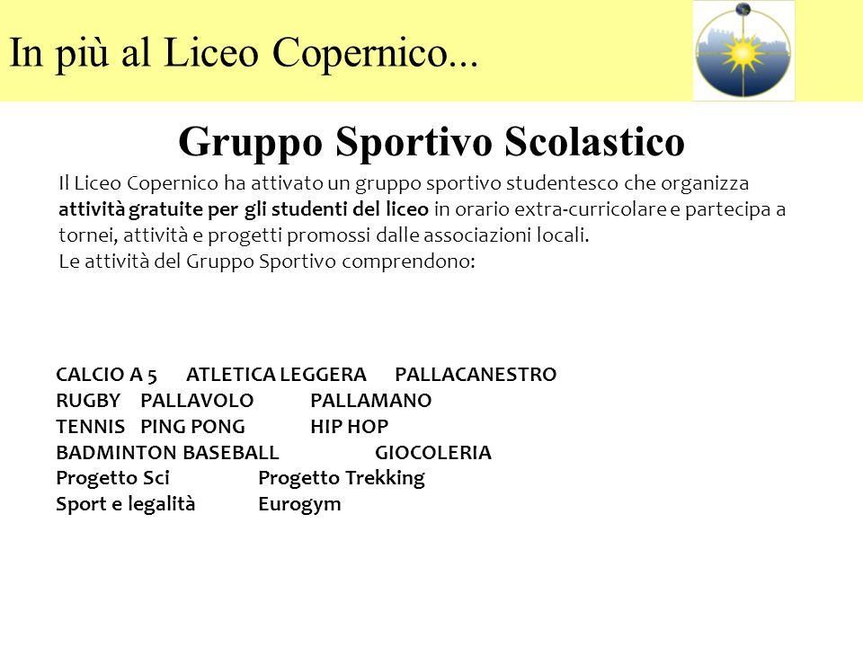 Gruppo Sportivo Scolastico