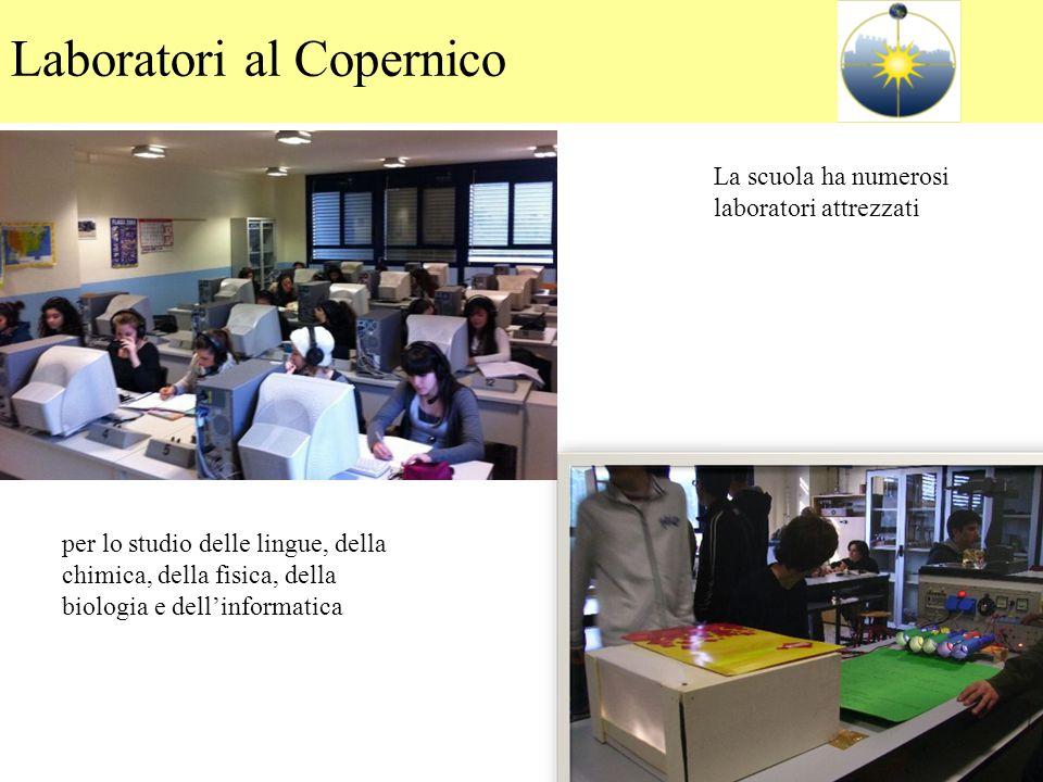 Laboratori al Copernico