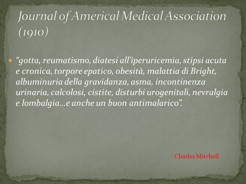 Journal of Americal Medical Association (1910)