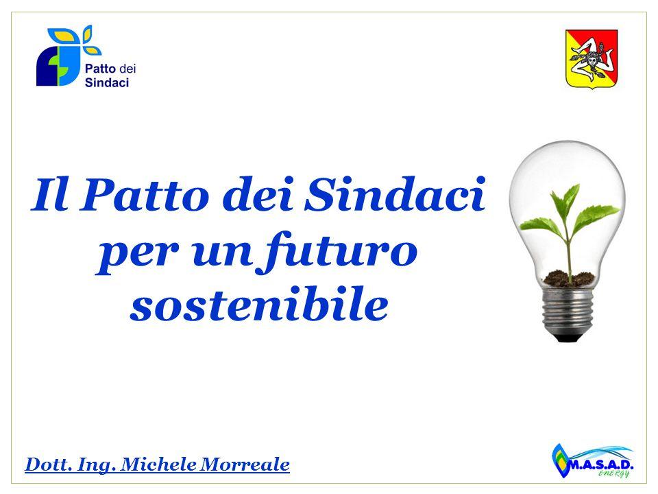 Il Patto dei Sindaci per un futuro sostenibile