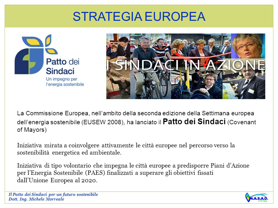 STRATEGIA EUROPEA