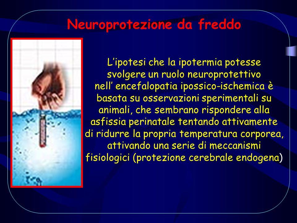 Neuroprotezione da freddo