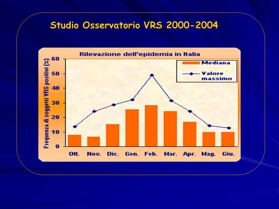 Studio Osservatorio VRS 2000-2004