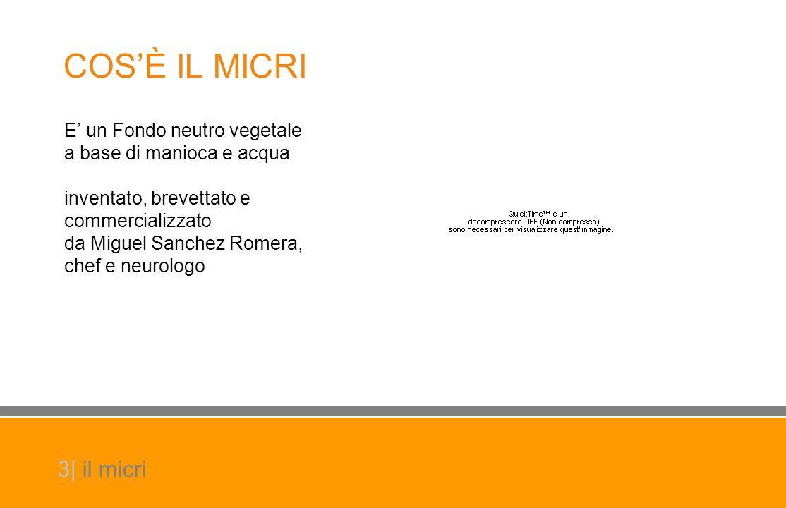 COS'È IL MICRI 3| il micri E' un Fondo neutro vegetale