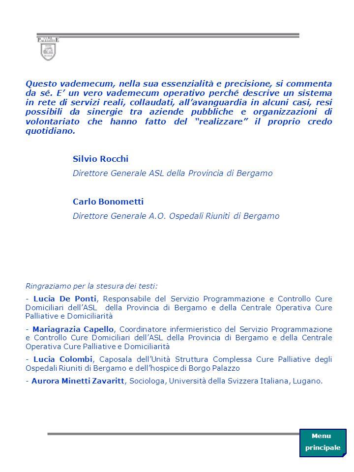 Direttore Generale ASL della Provincia di Bergamo