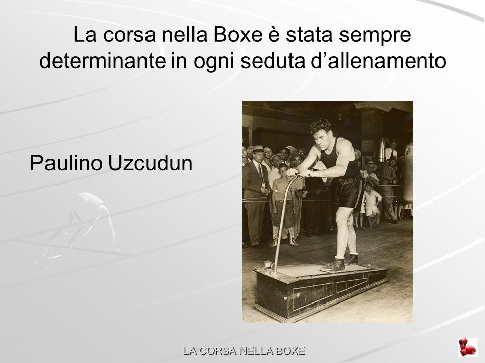 zxfhsdfjtw La corsa nella Boxe è stata sempre determinante in ogni seduta d'allenamento. Paulino Uzcudun.