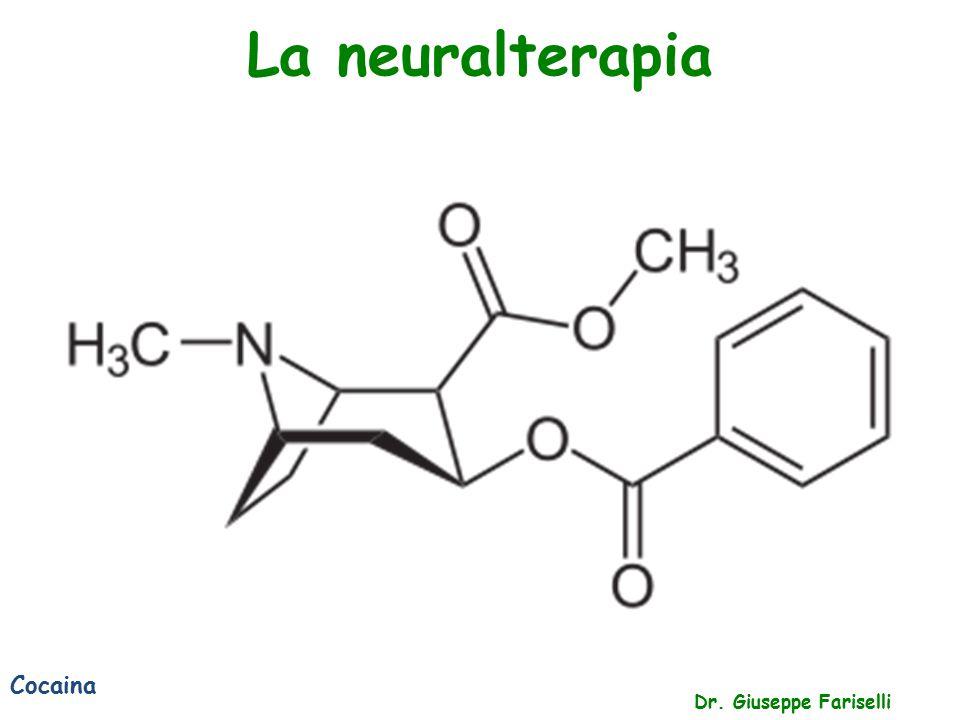 La neuralterapia Cocaina Dr. Giuseppe Fariselli