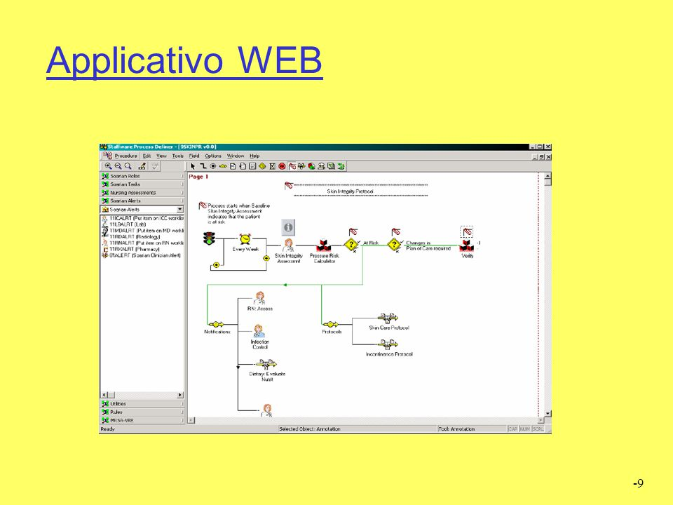 Applicativo WEB