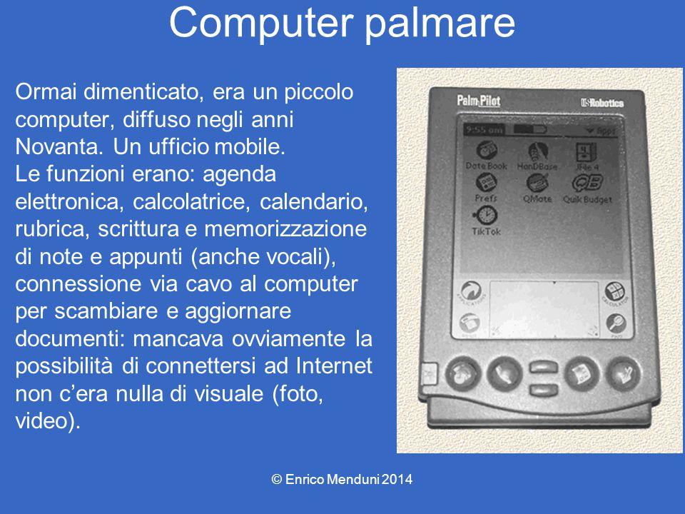 Computer palmare