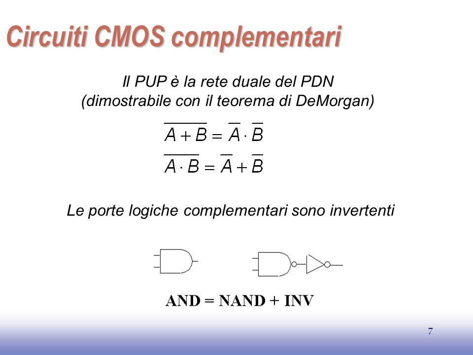 Circuiti CMOS complementari