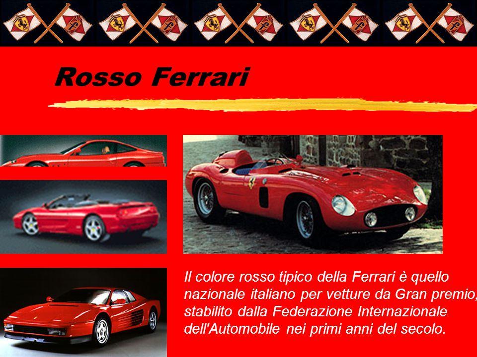 Rosso Ferrari