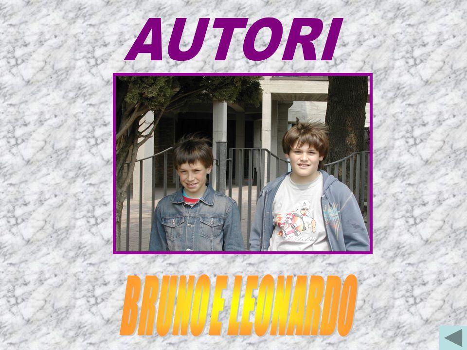AUTORI BRUNO E LEONARDO