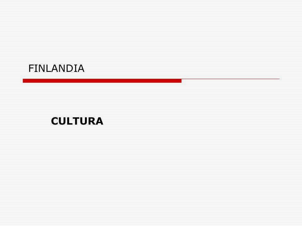 FINLANDIA CULTURA