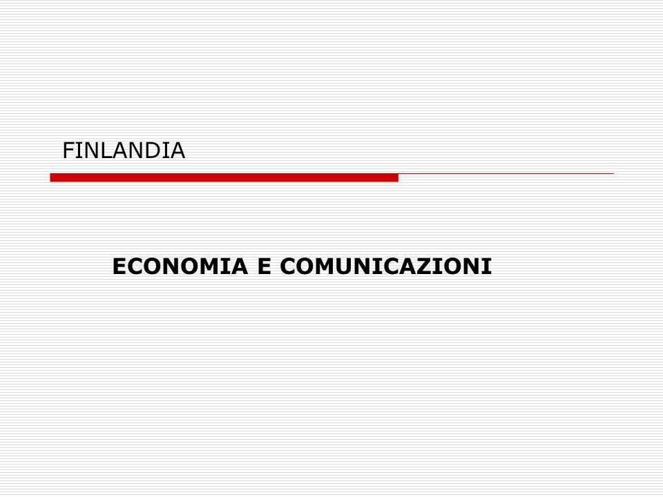 ECONOMIA E COMUNICAZIONI