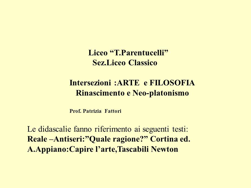 Liceo T.Parentucelli Sez.Liceo Classico