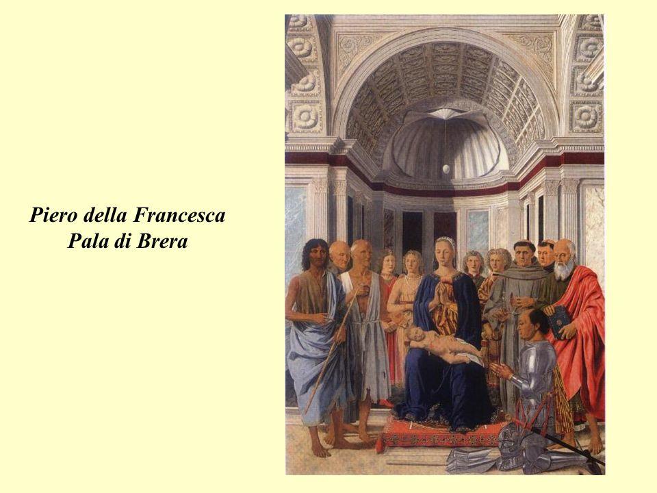 Piero della Francesca Pala di Brera