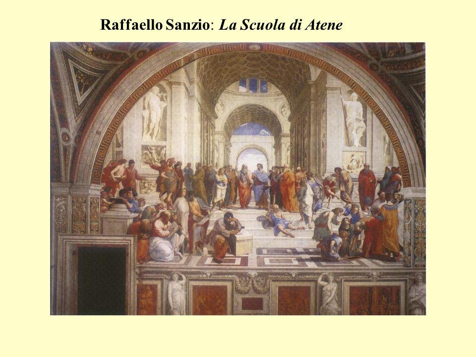 Raffaello Sanzio: La Scuola di Atene