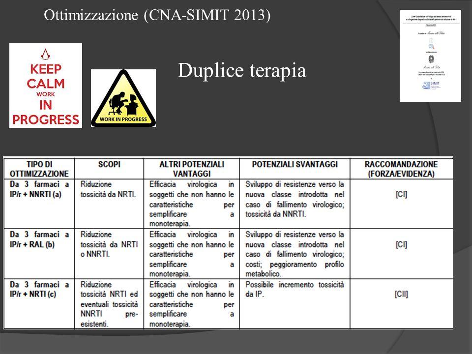 Ottimizzazione (CNA-SIMIT 2013)