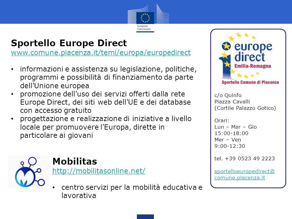 Sportello Europe Direct