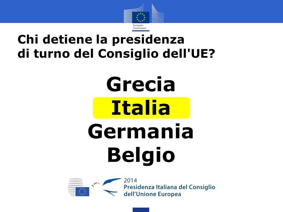 Grecia Italia Germania Belgio