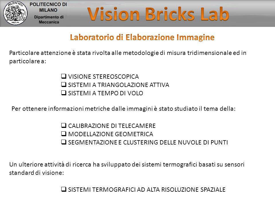 Laboratorio di Elaborazione Immagine